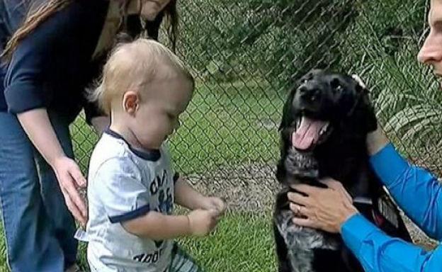 killian e bambino babysitter