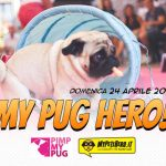My Pug Hero. Scopri i Super poteri del tuo carlino! – MILANO