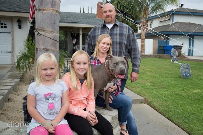 cane-salvato-e-nuova-famiglia