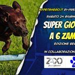 Supergiochi a 6 Zampe ed. BERGAMO 2017