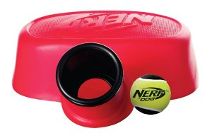 Nerf Dog vp6864e Launcher palla cannone con palla da tennis
