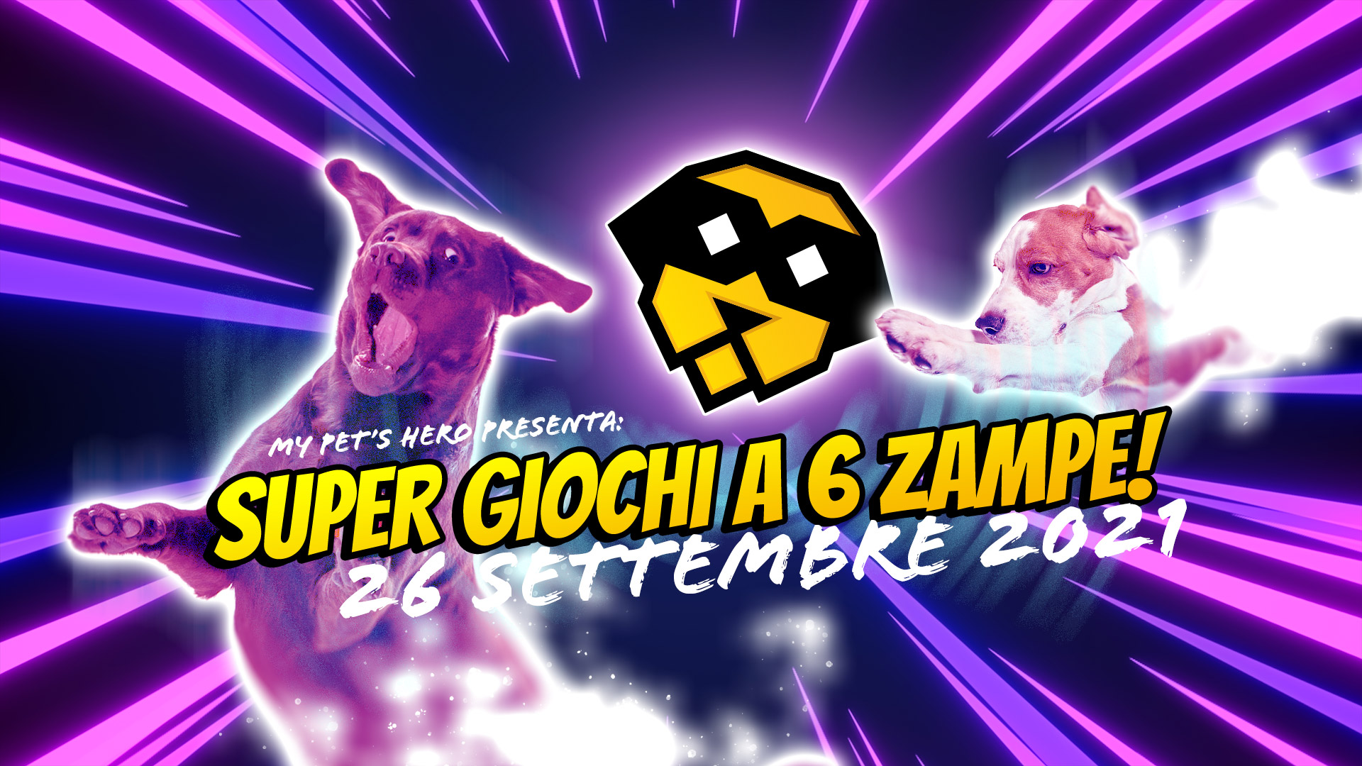 My Pet's Hero: Scopri i Super poteri del tuo cane! SuperGiochi 2021